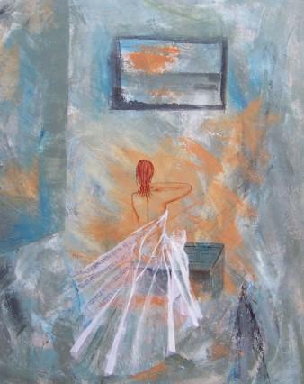 Concerto, Technique mixte, 50 x 60 cm, 2010 (indisponible)